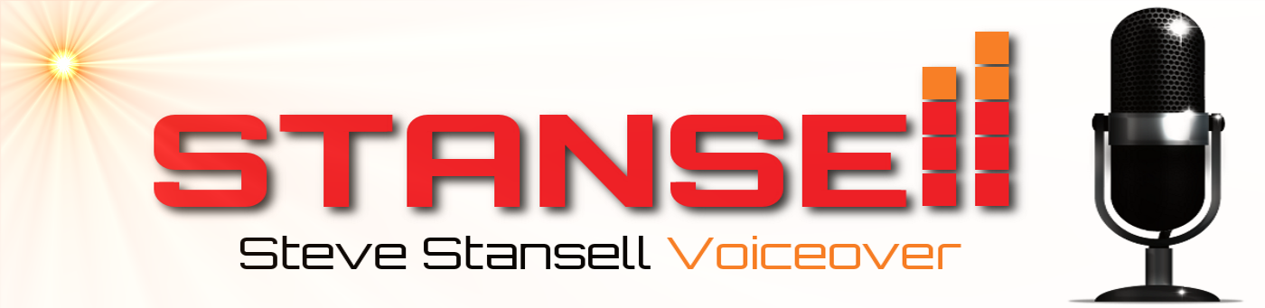 Steve Stansell,Professional Voiceover Artist